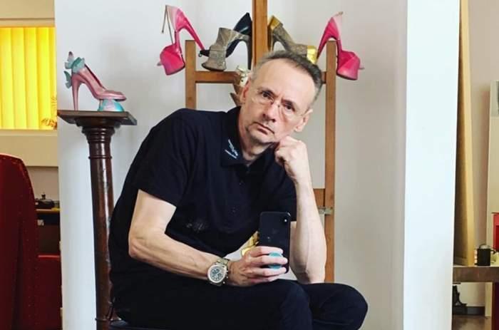 Mihai Albu luptă pentru supraviețuire, după pierderea din pandemie! Își vinde creațiile la prețuri reduse pe internet!