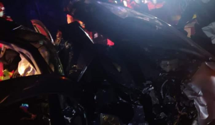 Patru oameni au murit, iar alții sunt în stare gravă în urma unui accident rutier în Sălaj!