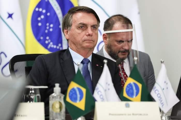 Președintele Jair Bolsonaro, dat în judecată de presa din Brazilia