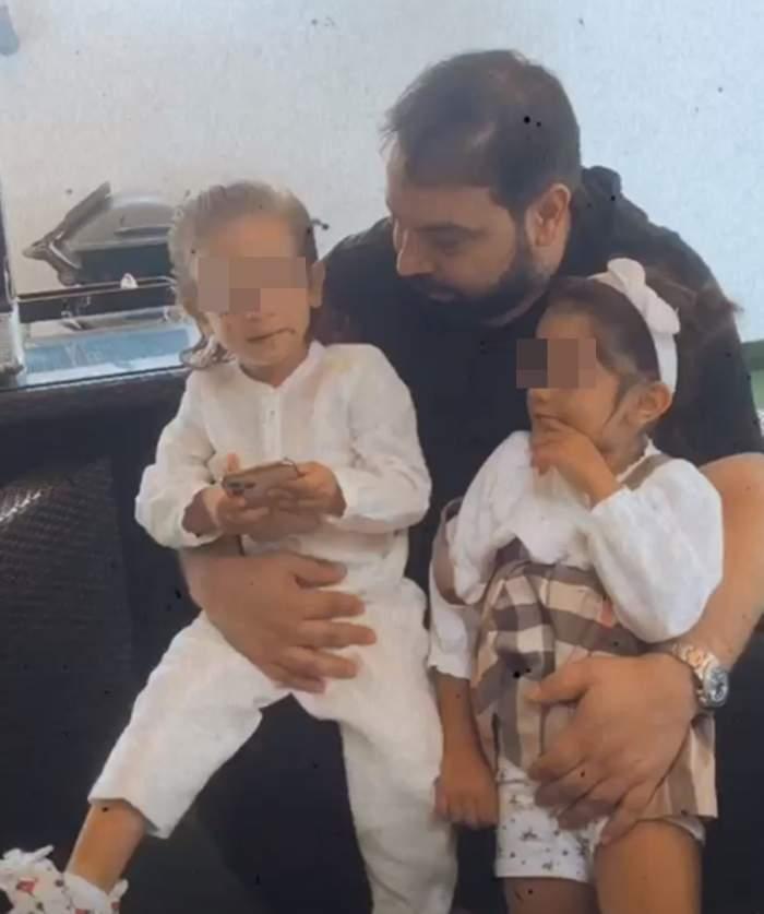Primele imagini de la petrecerea zilei de naștere a fiului Roxanei Dobre și al lui Florin Salam!
