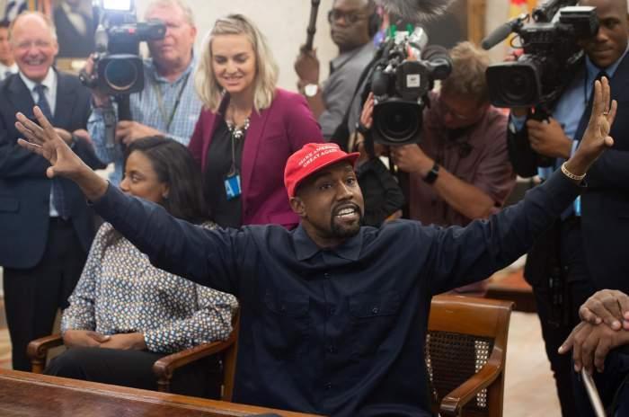 Kanye West spune că a avut coronavirus
