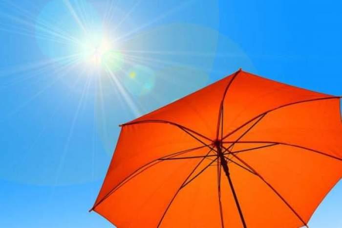 Prognoza meteo pentru următoarele zile. Meteorologii anunță temperaturi de peste 33 de grade Celsius