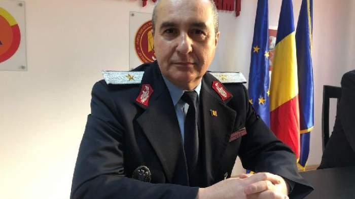 A murit șeful ISU Neamț