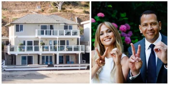 Casa lui Jennifer Lopez și Alex Rodriguez, scoasă la vânzare. Cum arată și cât costă imobilul de lux/ FOTO