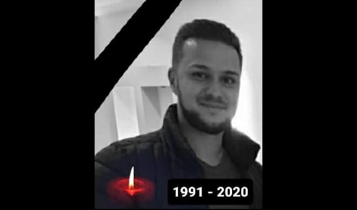 """Alin,polițist în Sălaj, s-a stins din viațăîn urma unui accidentcumplit! Tânărul avea 29 de ani: """"Cerul are de azi încă un înger"""""""