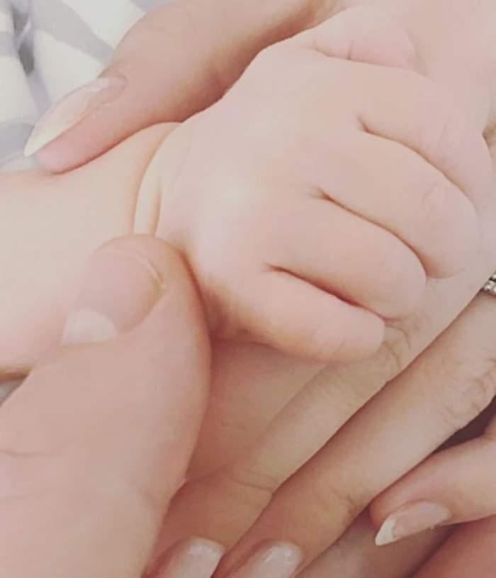 """A născut fiica lui Arnold Schwarzenegger! Primele imagini cu bebelușul: """"Suntem binecuvântați"""""""