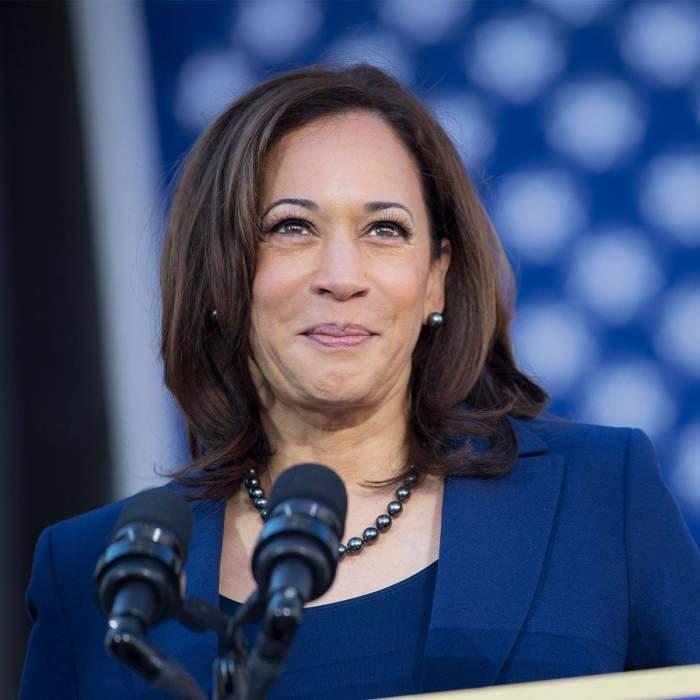 Prima femeie afro-americană care ar putea ajunge vicepreședinte al SUA! Cine este candidatul care o susține