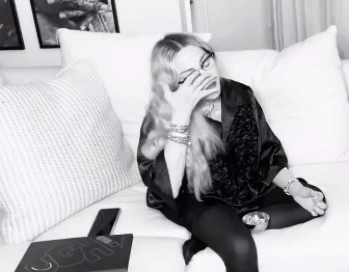 Madonna nu se mulțumește doar cu iubitul de 26 de ani. Vedeta s-a apucat de altceva în izolare / FOTO