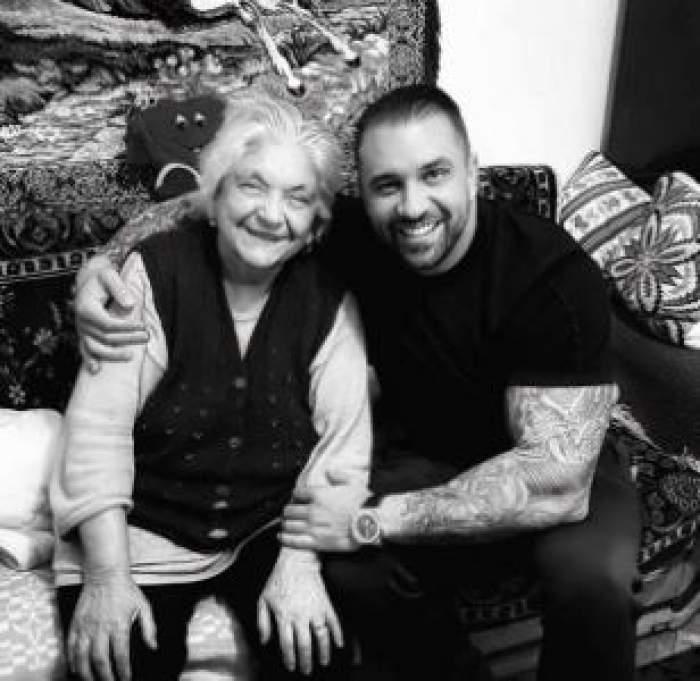 """Alex Bodi, în doliu! Bunica afaceristului s-a stins din viață: """"Îngerul meu păzitor"""""""