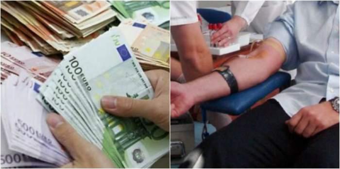 Donatorii de plasmă vor primi 1.000 de euro sub formă de tichete. Proiectul Gabrielei Firea a trecut cu 33 de voturi
