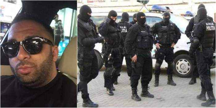 Greșeală a polițiștilor în cazul lui Emi Pian! În loc să intre peste frații interlopului, au descins în casa unui coleg