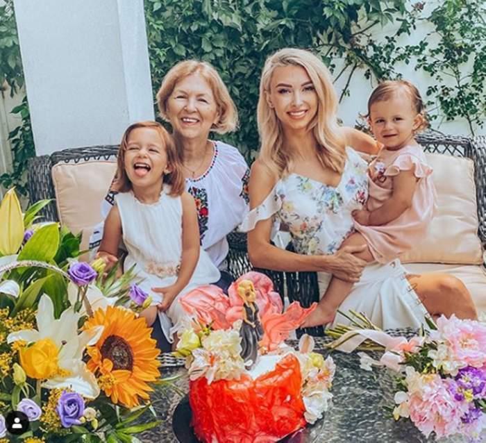 Andreea Bălan, prima vacanță alături de fetițele ei după despărțirea de George Burcea!