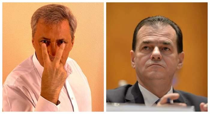 """Replici tăioase între Ludovic Orban și ministrul Marcel Vela! Ce spune premierul despre sloganul """"Suntem cu ochii pe voi"""": """"Trebuie să fiți cu altceva pe ei"""""""