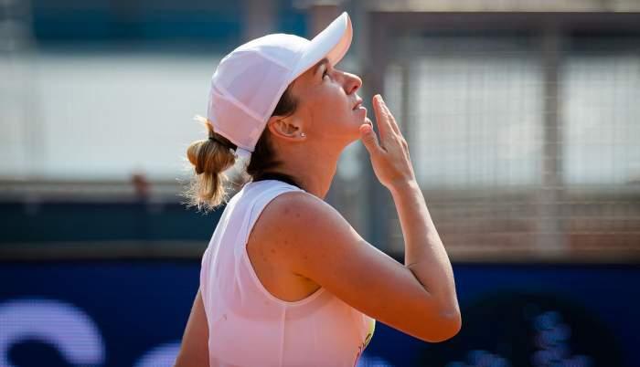 Simona Halep s-a calificat în finala de la Praga