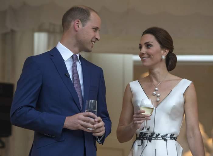 Kate Middleton și Prințul William, despre împărțirea treburilor casnice. Preparatul cu care Prințul William a impresionat-o pe soția sa
