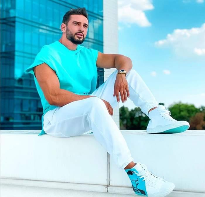 Dorian Popa și noua achiziție! Și-a cumpărat un bolid de lux de sute de mii de euro! / FOTO