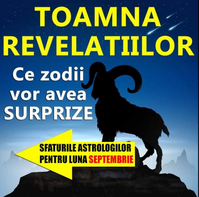 Sfaturile astrologilor pentru luna Septembrie