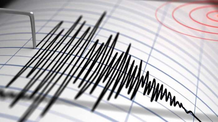 Cutremur în România, duminică după-amiază