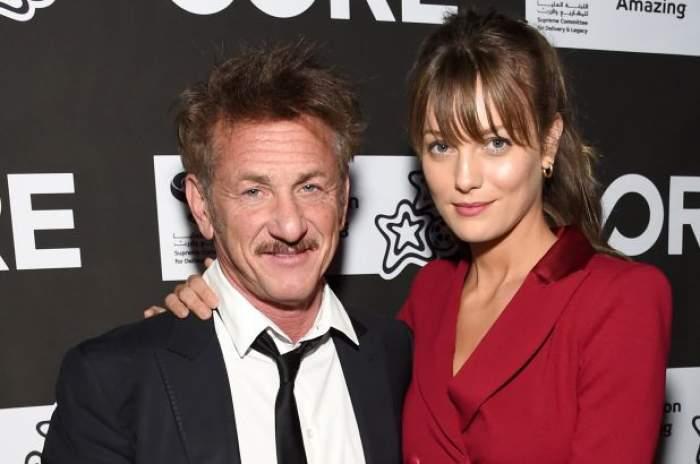 Fostul soț al Madonnei s-a căsătorit în secret! Actuala nevastă a lui Sean Penn, mai mică decât fiica sa/ FOTO