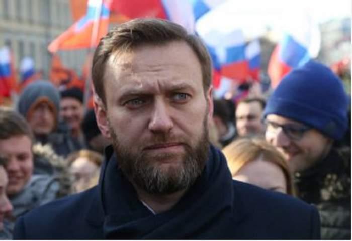 Cel mai mare critic al lui Vladimir Putin, otrăvit cu un ceai! Opozantul rus Aleksei Navalnîi a ajuns inconștient la spital