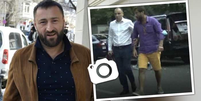 """Nelu Iordache dăruiește și primește! Celebrul milionar, surprins în timp ce-i oferă o """"atenție"""" unui partener! Nu-i de mirare că are unbolid de 100.000 euro/ PAPARAZZI"""