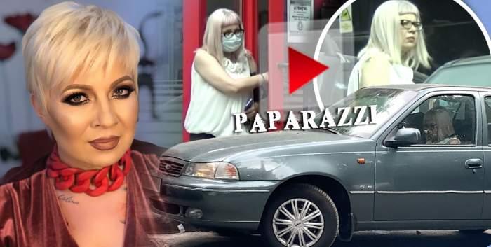 Pentru Catinca Roman altele sunt prioritățiile în viață! Cu ce mașină a fost surprinsă vedeta, în plină zi pe străzile Capitalei! / VIDEO PAPARAZZI