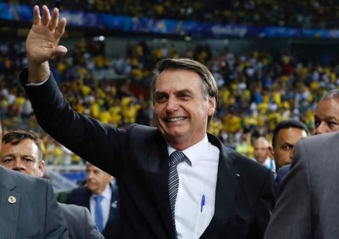 """Jair Bolsonaro, denunțat de un jurnalist pe care l-a amenințat cu bătaia: """"Vrei să te lovesc?"""""""