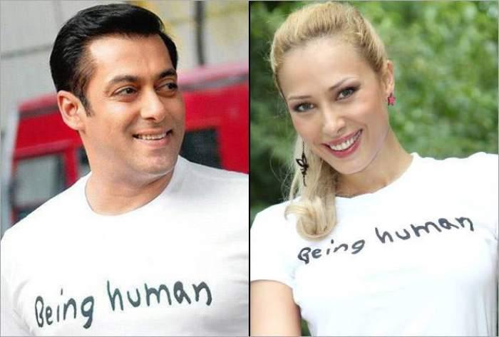 Iulia Vântur si Salman Khan. Cum a început povestea lor de iubire