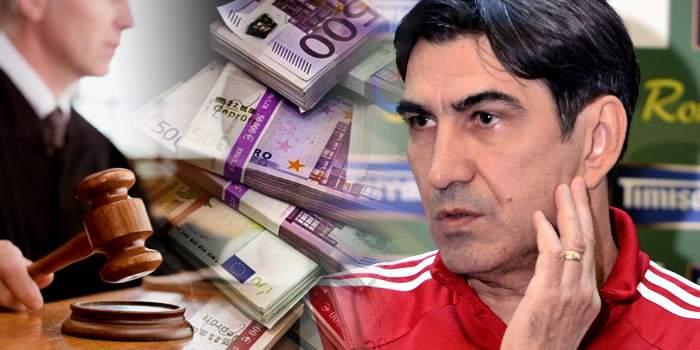 EXCLUSIV / Victor Pițurcă, scandal total pentru 27.000 de euro / A ajuns în fața judecătorilor