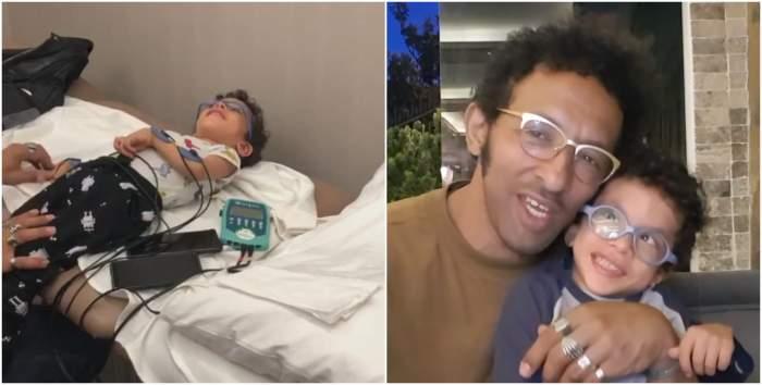 Fiul lui Kamara a trecut printr-o nouă operație