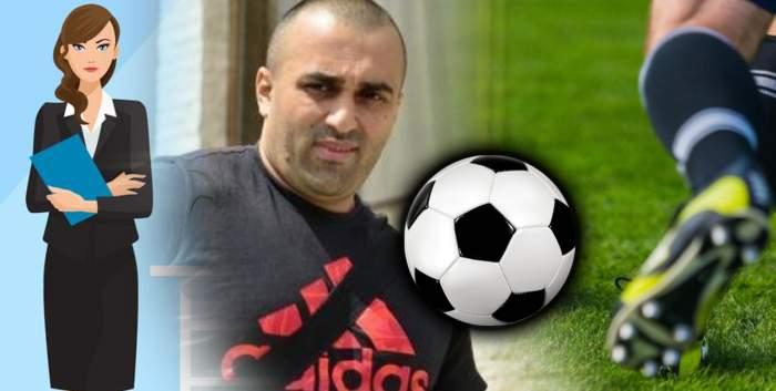 Interlopul care teroriza fotbaliști, scandal cu o afaceristă celebră, pentru copil / Detalii exclusive
