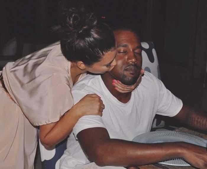 Kim Kardashian și Kanye West nu mai divorțează! Vedeta a postat dovezile pe Instagram / FOTO