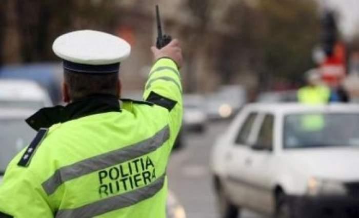 Razie a Poliţiei Rutiere din Bucureşti, sâmbătă noapte. Câţi şoferi au rămas fără carnet