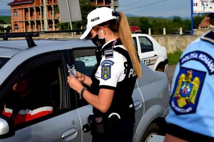 O polițistă din București a șantajat un medic estetician! Cu ce pedeapsă s-a ales