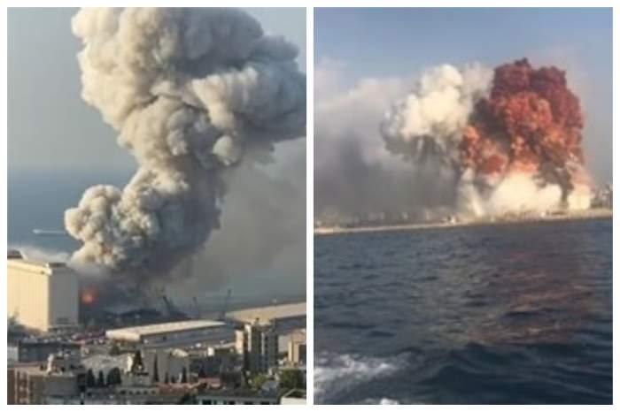 Tragedie în Beirut! Prima personalitate care și-a pierdut viața în timpul exploziilor din capitala Libanului
