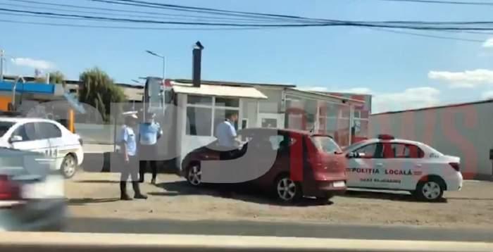 Controale în masă în zona locuinței lui Emi Pian! Oamenii legii s-au mobilizat pentru a efectua cercetări la fața locului! / VIDEO