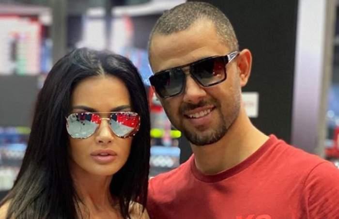 """Oana Zăvoranu și Alex Ashraf, momente din intimitate! În ce ipostază a fost surprinsă vedeta de soțul său, în așternuturi: """"L-ați fi bătut?"""""""