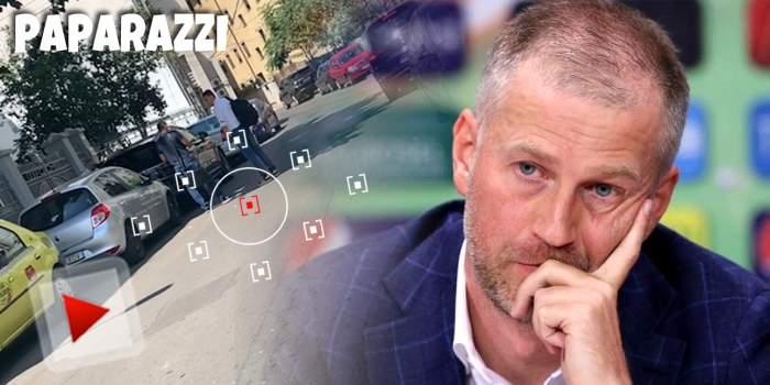 Edi Iordănescu face orice pentru echipa lui! Cum a fost surprins antrenorul la o întâlnire de afaceri / PAPARAZZI