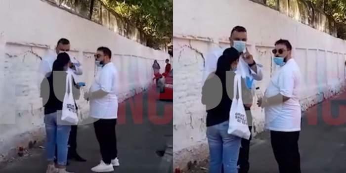 Ce a făcut Florin Salam când a ajuns în fața spitalului în care este internat fratele său! Manelistul, în pragul disperării! / VIDEO