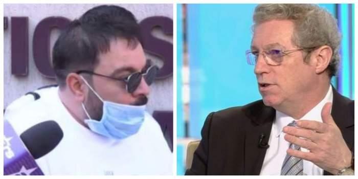 """Reacția spitalului """"Matei Balș"""", după ce familia fratelui lui Florin Salam a adus acuzații la adresa medicilor: """"Este în stare foarte gravă"""""""