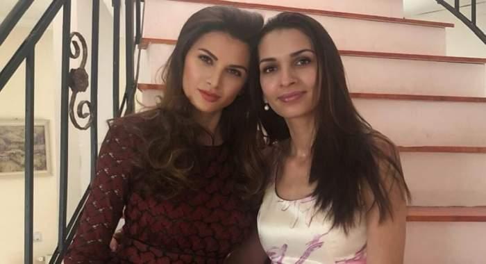 Alina și Ramona Gabor s-au reunit în țară, pentru parastasul părinților