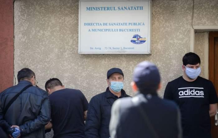 Direcția de Sănătate Publică București, sub conducere militară! Decizia a fost luată de ministrul Sănătății, Nelu Tătaru