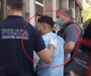 """Primele declarații are presupusului criminal al lui Emi Pian: """"Au vrut să-mi curețe viața"""" / VIDEO"""