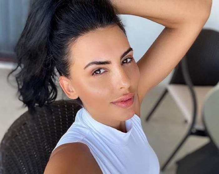 Lavinia Pîrva, pe mâinile medicilor! Motivul pentru care iubita lui Ștefan Bănică Jr. a ajuns pe patul clinicii! / FOTO