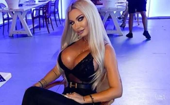 """Loredana Chivu, din nou îndrăgostită! Blondina s-a dat de gol pe rețelele de socializare: """"Un om norocos"""" / FOTO"""