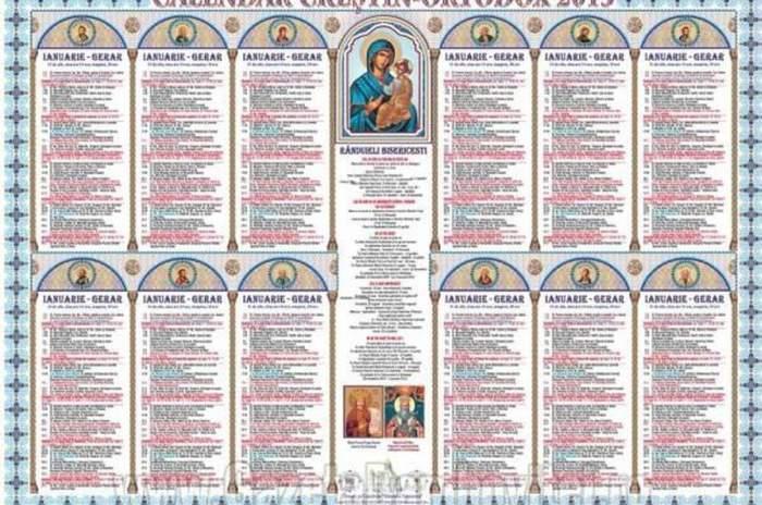 """Calendar ortodox, duminică, 9 august.Cui trebuie să-i spui """"La mulți ani"""" în această zi sfântă"""