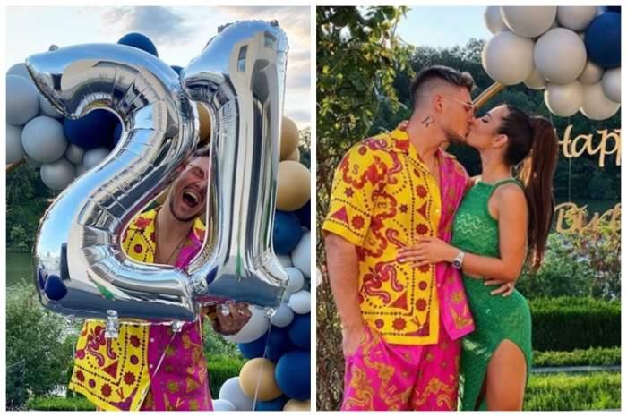 """Mario Fresh, aniversare de zile mari! Primele imagini de la petrecere: """"Cea mai frumoasă zi"""""""