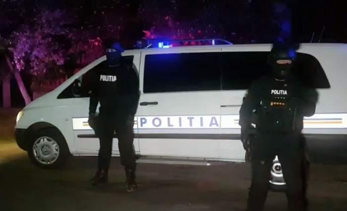 Scene cutremurătoare în județul Dâmbovița! Doi polițiști au fost atacați și tăiați cu coasa