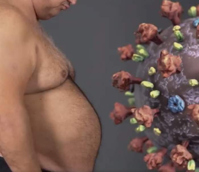 covid-19-obezitate-risc-studiu