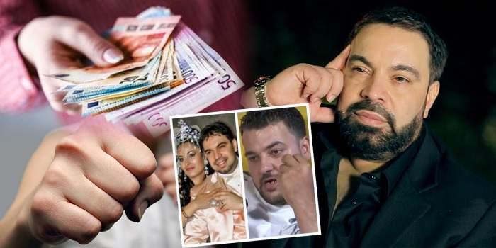 Scandal în familia lui Florin Salam! Soacra artistului a plătit 10.000 de euro ca să-l bată pe fratele Fănicăi / EXCLUSIV